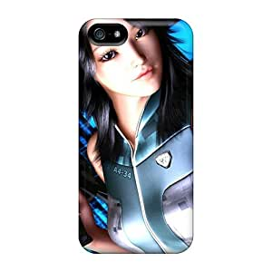 Rds1209ykkV Tpu Case Skin Protector For Iphone 5/5s Fighter Fantasy With Nice Appearance