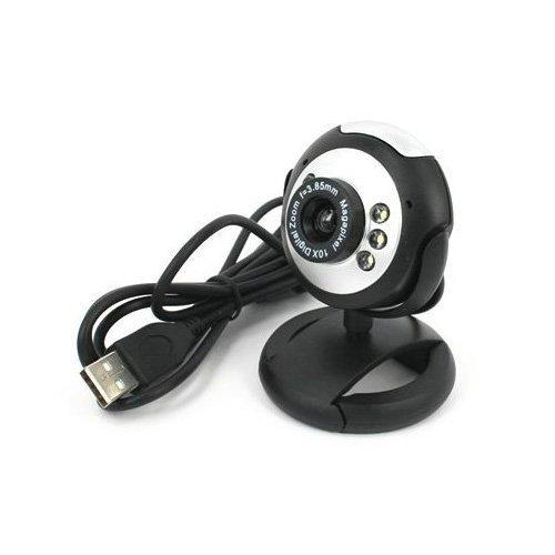U19-A Night Vision Webcam 12.0MP, Microphone Built In