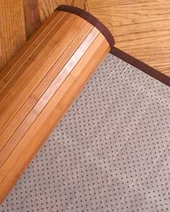 Bamboo Mat 3'x5' Brown