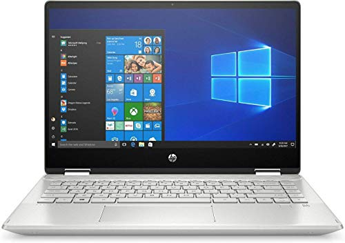 HP Pavilion x360 14-dh0039na Full HD Laptop – Intel Core i7 8565u , 16GB, 512GB SSD (Renewed)