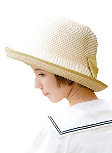 ナチュラル×イエロー(オリエントハット)OrientHat紫外線対策リボン付き小顔効果キャペリンハットペーパー巻きつば麦わら帽子レディースオールシーズンフリーサイズ日よけUVカット折りたたみコンパクトキャペリンカプリーヌハットつば広ハット女優帽つば広ハット中折れ中折れハット麦わら帽子中折帽子自転車アウトドア帽子ペーパーブレードサファリハットパナマハットスカラハットチューリップハットハット麦わら帽子中折帽子ストローハットペーパーハットポークパイハット無地カンカン帽フリーサイズ夏の帽子ボーラーハットレディース帽子帽子レディースリボンテンガロンハット綿春夏秋冬AOR036S-f-NLYL