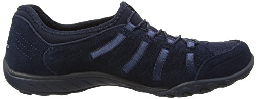 Skechers Sport Damen Atmen Leicht Big Bucks Fashion Sneaker Marine