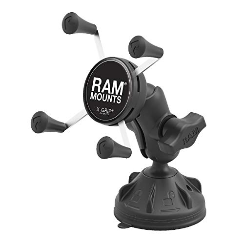 Ram Mounts RAM Smartphone Holder with Suction Cup Base