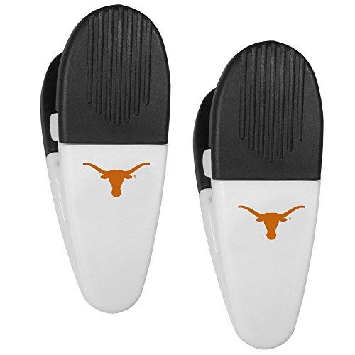 - NCAA Texas Longhorns Mini Chip Clip Magnets, Set of 2