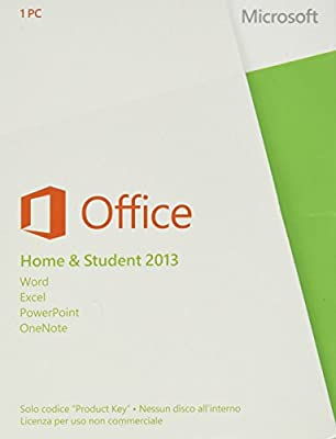 Microsoft Office Home and Student 2013 (1PC/1User)