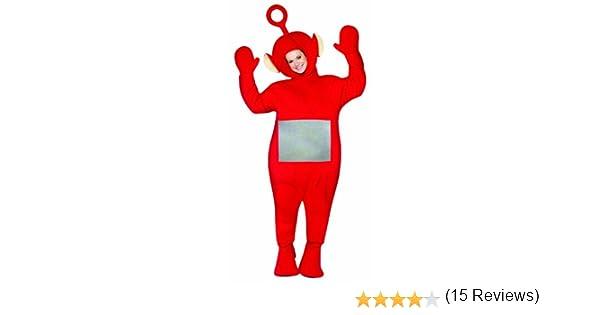 Disfraz de Po Teletubbies - Estándar: Amazon.es: Juguetes y juegos