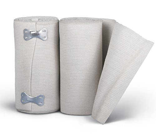 Medline MDS055004Z Sure-Wrap Elastic Bandages, Latex Free...