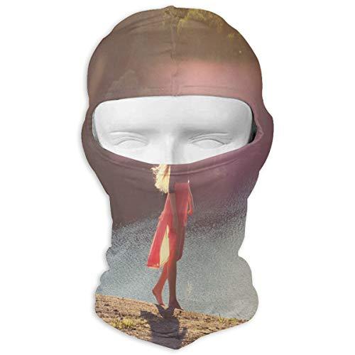 Balaclava Lake Women Full Face Masks UV Protection Ski Hat Cap Motorcycle Hood for Cycling Women Men