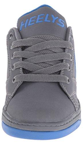 2 0 Kinder Grey Low Royal Heelys Grau 770508 Propel Unisex Top p14qqnSa