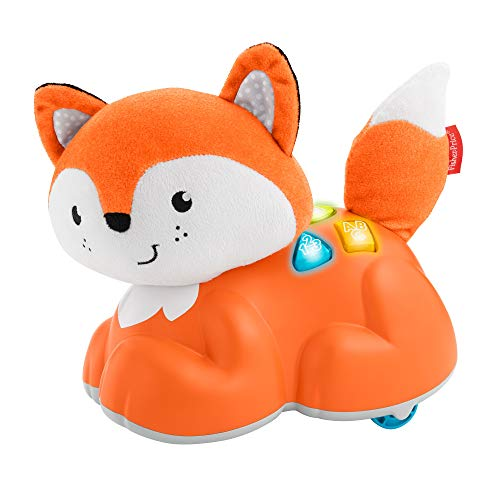 Fisher-Price Crawl After Learning Fox (Price Moving Fisher)