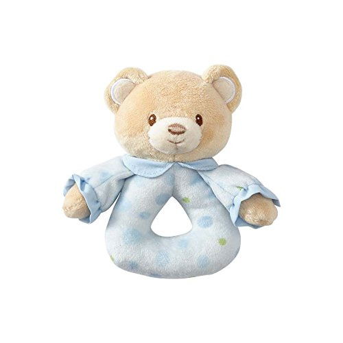 teddy bear rattle - 9