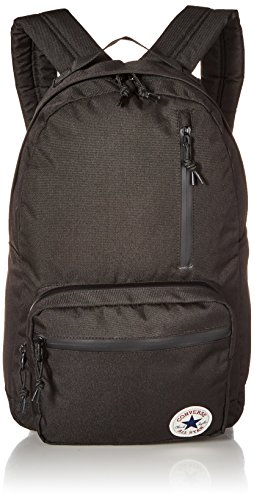 Converse All Star Go Backpack Solid Colors, Black One Size