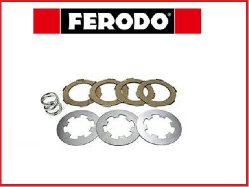 ressort pour vespa 50/special v5B3T Set dembrayage fERODO fcs0578me 7/disques