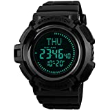 Men's Military Digital Watches Multi-Function...