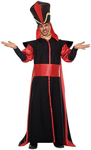Aladdin Jafar Costume (Disney's Aladdin -- Jafar Costume -- Men's Standard Size)