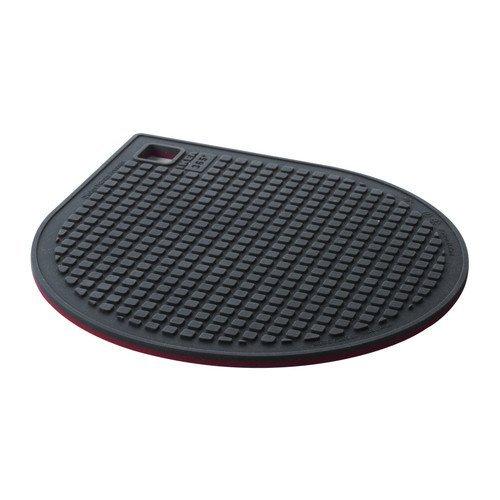 GUNSTIG Trivet, magnetic, red, dark gray ()