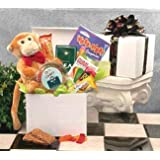 Brighter Days Ahead Get Well Snack Gift Basket