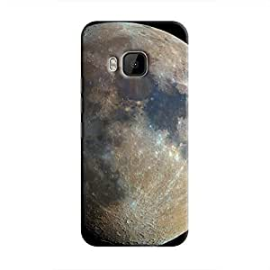 Cover It Up - Moon One M9 Hard Case