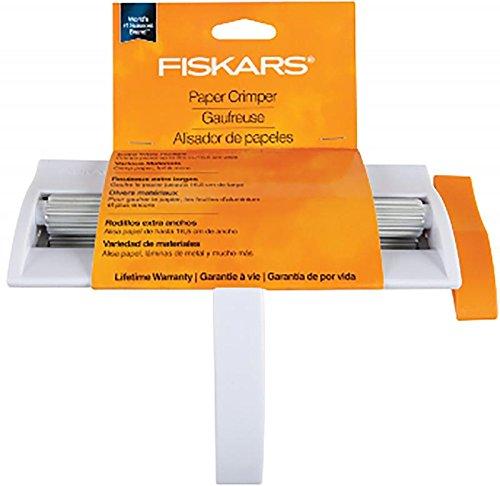 Fiskars Paper Crimper 193400-1001 PA-FSK9340 Tool & Gadget Sets Tools_Gadgets_and_Barware crafting