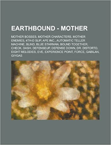 EarthBound - Mother: Mother Bosses, Mother Characters