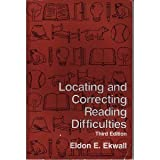 Locating and Correcting Reading Difficulties, Eldon E. Ekwall, 0675080622