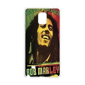 Samsung Galaxy Note 4 N9100 Phone Case Bob Marley G8H8Y8648