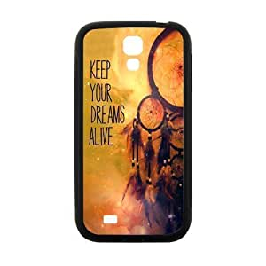 Hipster Dream Catcher Diy For SamSung Note 4 Case Cover Hard Laser Technology Cloud Feather Catcher Keep Your Dreams Alive Quotes