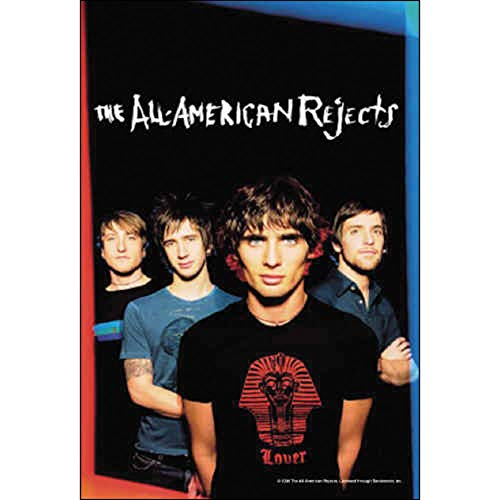 All - American Rejects - Poster Flags