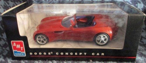 #8131 AMT/Ertl Dodge Concept Car 1/25 Scale Plastic Promo Model,Fully Assembled by AMT Ertl (Promo Model Car)