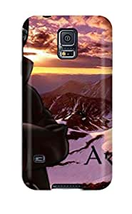 Alison Marvin Feil's Shop Tpu Fashionable Design Kakuzu From Akatsuki Rugged Case Cover For Galaxy S5 New