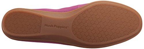 Hush Puppies Frauen Endless Wink Flat Hellpurpurnes Nubuk