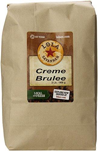 Crème Brulée, Ground, 2 Pound