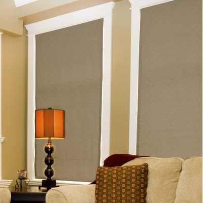 Coolaroo Interior Cordless Blackout Shade Blinds, 39 By 72 Inch, Latte