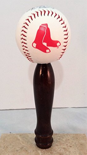 Boston Redsox Red Sox Baseball Pub Style Beer Tap Handle Cherry