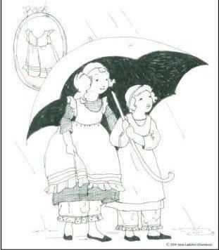 - A Girls' Pinafore and Pantaloon Pattern