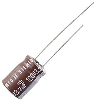 6 pcs Elna Silmic II capacitor 10v 3300uf Audio Grade Premium