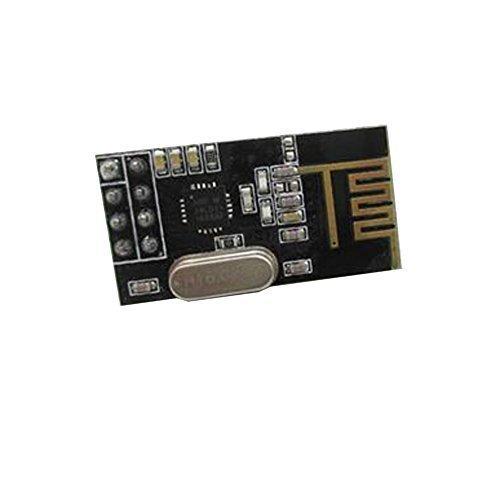 (QIANDUOO NRF24L01 NRF24L01+ Wireless Module 2.4G Wireless Communication Module Upgrade)
