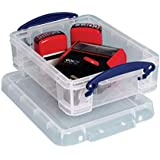 Really Useful Storage Box 1.75 Litre Clear