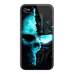 Ideal AleighasZelaya Case Cover For Iphone 5/5s(tom Clancy&039;s Ghost Recon), Protective Stylish Case