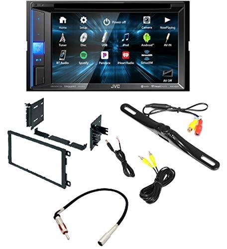 Buick Radio Car 95 - KW-V25BT in-Dash Bluetooth CD/DVD/ Digital Media Car Stereo Receiver w/ 6.2