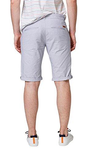 Para Hombre Cortos Esprit white 100 Pantalones Blanco BqCExnxwp