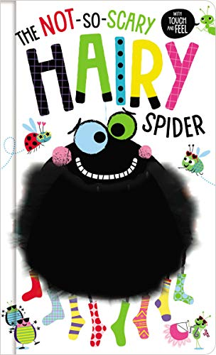 The Not So Scary Hairy Spider (Hairy Touch and Feel)
