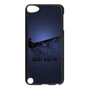 Funda iPod Touch 5 caso funda Negro Nike R6I7SN