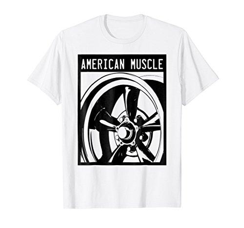 American Muscle Chevelle Shirt - Hot Rod Shirt
