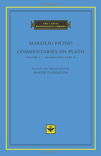 Commentaries on Plato, Volume 2: <i>Parmenides</i>, Part II