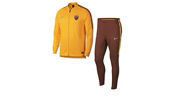 Desconocido Roma M Nk Dry Sqd TRK Suit K Chándal AS, Hombre ...