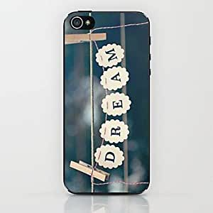 SOL Clip Dream Pattern Hard Case for iPhone 5/5S