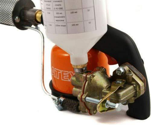 VAROMOR SMOKE CANNON Vaporiser Evaporator Treatment Bee Varroa Mites