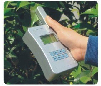 Kohstar Plant Physiology Portable Plant Nutrition Tester for Chlorophyll, Nitrogen Content and Leaf Temperature
