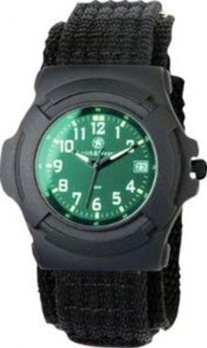 smith-wesson-mens-sww-11b-glow-lawman-black-nylon-strap-watch